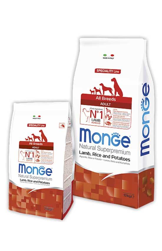Monge Speciality Lamb 25/16