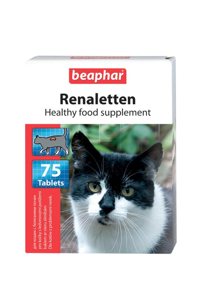 Кормовая добавка для кошек с почечными проблемами Beaphar