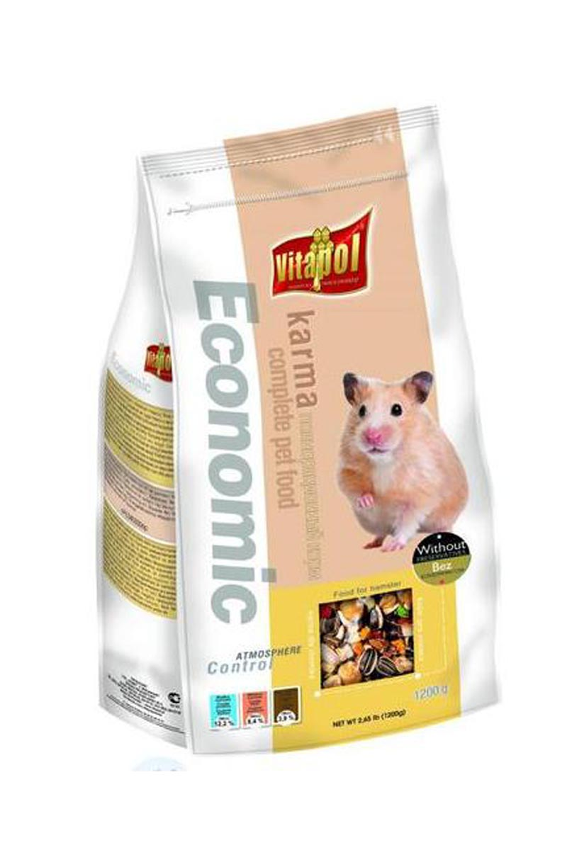 Vitapol Economic корм для хомяка