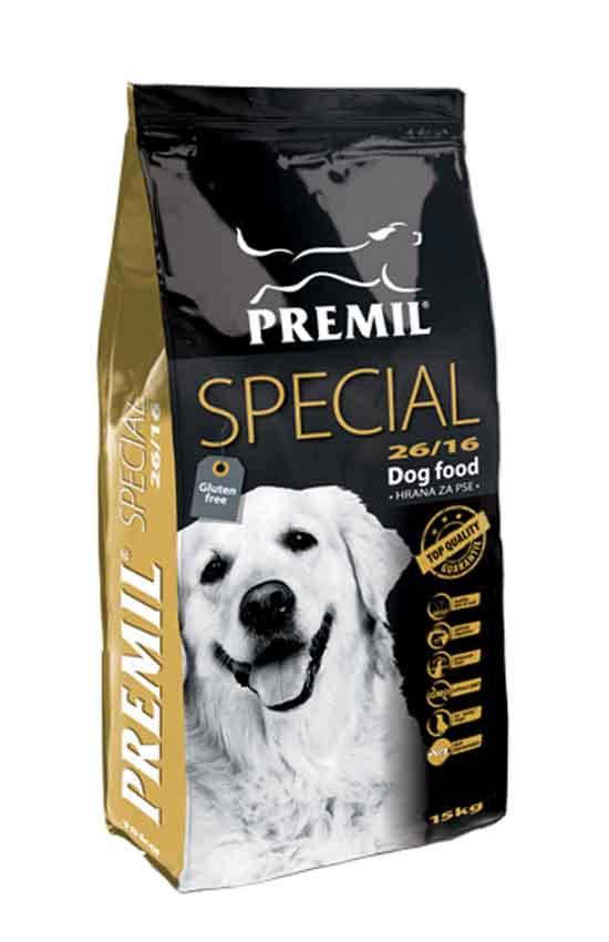 Корм Premil Special супер премиум класс