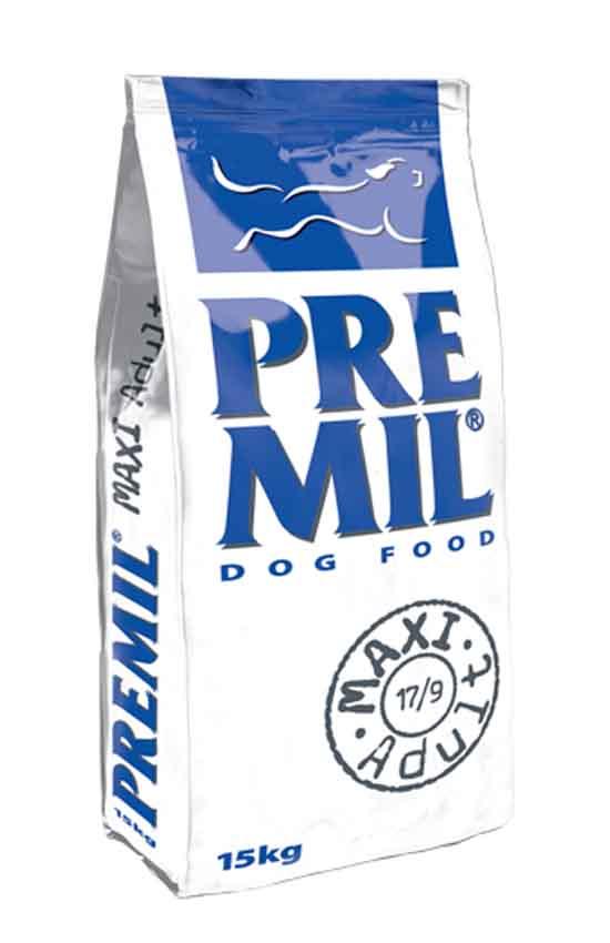 Корм Premil Maxi Adult премиум класс