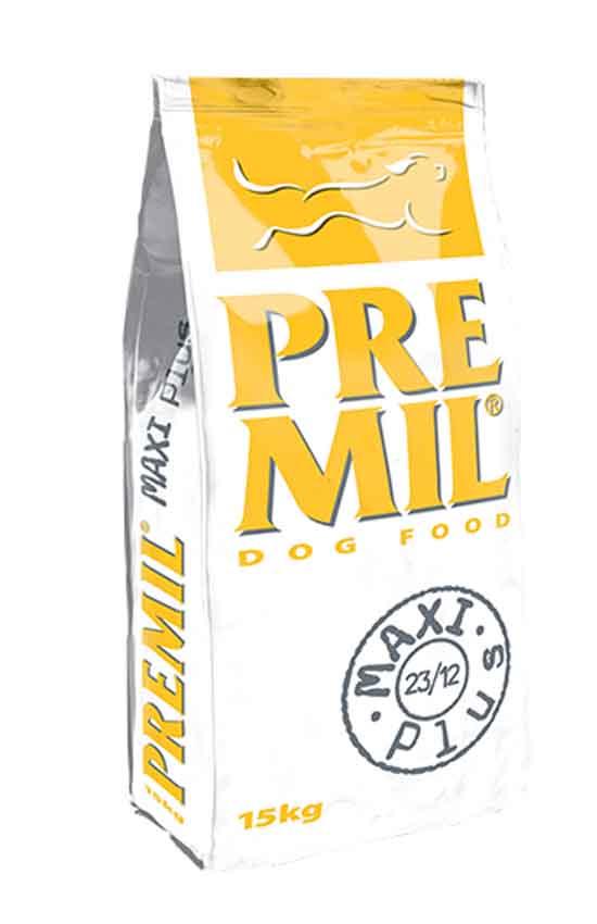 Корм Premil Maxi Plus премиум класс