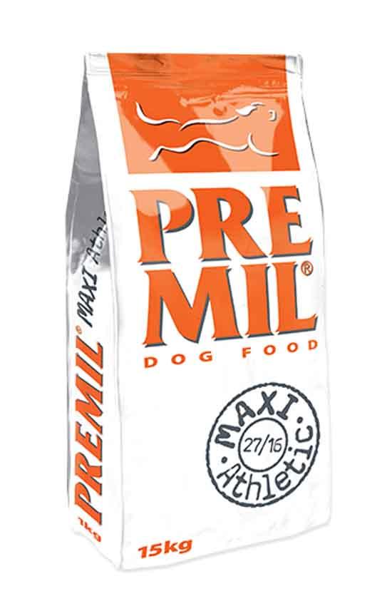 Корм Premil Maxi Athletic премиум класс