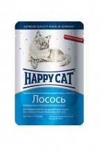 Консервы Happy Cat Adult (Лосось), 100 г.