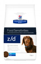 Hill's Prescription Diet z/d Mini Sensitivities