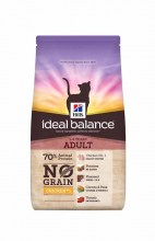 Hill's IB Feline Adult No Grain with Fresh Chicken and Potato