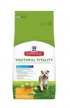 Hill's Science Plan Canine Adult 7+ Youthful Vitality Mini с курицей и рисом