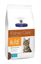 Hills Prescription Feline k/d Kidney Care с тунцом