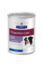 Hills i/d Low Fat Digestive Care, 360 г.