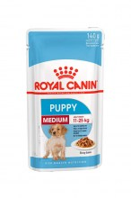 Royal Canin Medium Puppy, 140 гр