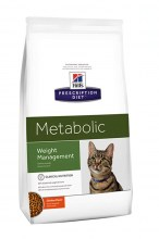 Hill's Prescription Diet Feline Metabolic Система контроля веса