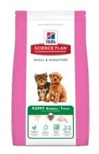 Hill's Science Plan Puppy Healthy Development курица, индейка
