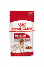 Royal Canin Medium Adult, 140 гр