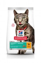 Hill's Science Plan Feline Adult Perfect Weight с курицей