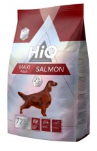 HiQ Maxi Adult Salmon с лососем