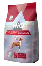 HiQ All Breed Adult Salmon с лососем
