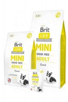 Brit Care Mini GF Adult с ягненком