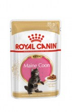 Royal Canin Kitten Maine Coon Adult (в соусе), 85 г