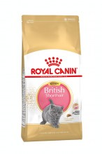 Корм Royal Canin Feline Breed Nutrition Kitten British Shorthair-  корм для британских котят.