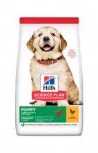 Hill's Science Plan Puppy Large Breed c курицей