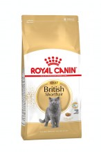 Корм Royal Canin Feline Breed Nutrition British Shorthair Adult-  корм  для британских кошек.