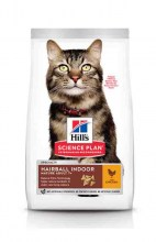 Hill's Science Plan Adult 7+ Hairball Control с курицей