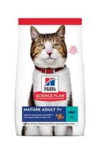 Hill's Science Plan Adult 7+ Active Longevity с тунцом