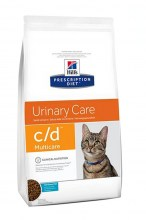 Hills Prescription Diet Feline c/d Ocean Fish