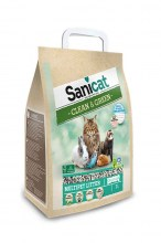 Наполнитель SANICAT CLEAN & GREEN CELLULOSE