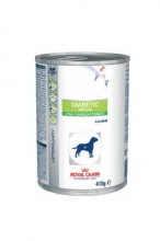 Влажное лечебное питание Royal Canin Veterinary Diet Dog Can Wet  Diabetic Special
