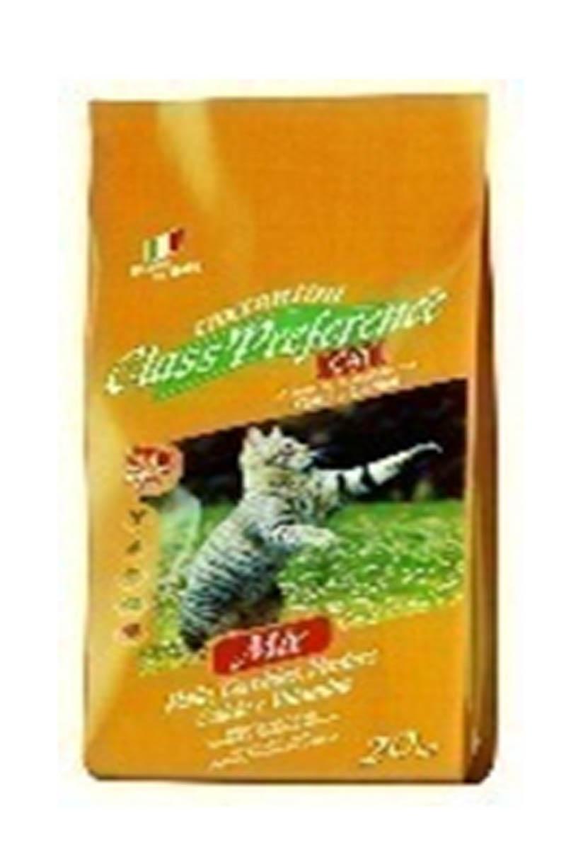 OK CAT MIX Курица- Индейка- Овощи